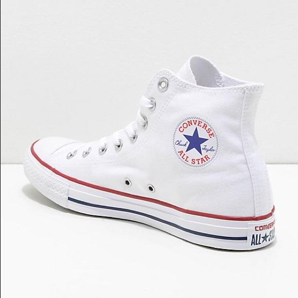 Converse Shoes - Converse White High Tops 7 df06c0b0c